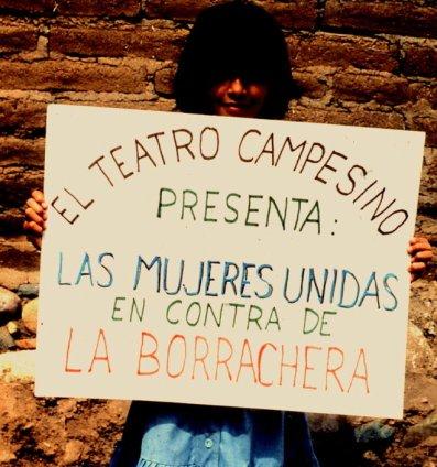 Teatro de Granja de Trabajo presenta: 'Las Mujeres Unidas en Contra de la Borrachera'